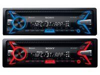 SONY Xplod MEX-N4100BT Bluetooth CD MP3 Car Stereo Radio USB Aux 2 Preout Player