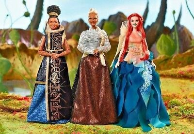 Barbie A Wrinkle in Time Gift Set Mrs Which Mrs Who Mrs Whatsit FPW25 FPW23