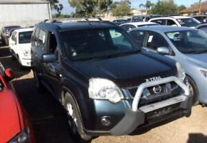 WRECKING T31 2012 NISSAN X-TRAIL WITH NUDGE BAR & ROOF RACKS Wingfield Port Adelaide Area Preview