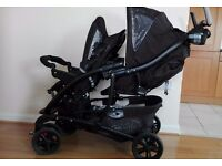 New Graco tour duo tandem pushchair