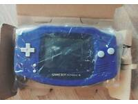 Gameboy advance console brand new