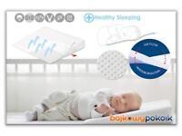 Baby Wedge Pillow Reflux Flat Head Foam