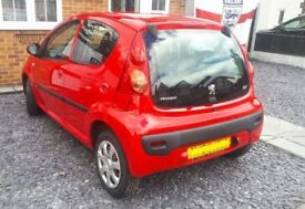 PEUGEOT 107 FOR SALE IN ESSEX!