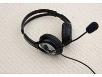 Microsoft LiveChat LX 3000 Headphones