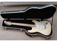 Fender USA standard Stratocaster. 2008.