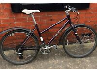 The Pendleton Brooke Hybrid bike & extra bike accessories looking for a good home! (Worth £300+)