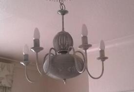 Chandelier style light