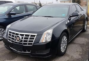 2012 Cadillac CTS AWD, Sunroof, Clean Carproof, $85/Wk!
