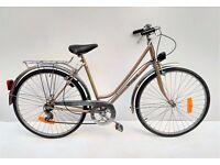 vintage ladies Peugeot town bicycle