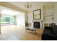 Fortune Green Road - Large raised ground floor two bedroom garden flat offered unfurnished