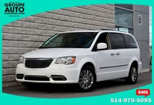 2014 Chrysler Town & Country *LIMITED*CUIR*NAVIGATION*DVD*PNEUS