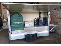 potatoe trailer for rent