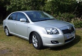 2006 Toyota Avensis T180 D-4D DCAT, ONLY £2150, 2/3Leather,Diesel,6 speed manual,46mpg,174bhp,137mph