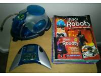 Real Robots Cybot with magazines
