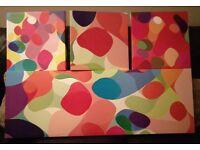 Ikea Canvasses