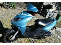 50cc scooter moped spares repairs