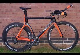 Dolan scala road time trial bicycle bike