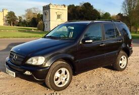 Mercedes ML27 cdi auto immaculate condition