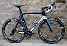 2017 GIANT PROPEL ADVANCED 0 CARBON ROAD BIKE. SHIMANO Di2 & GIANT CARBON WHEELS. SUPERB CONDITION
