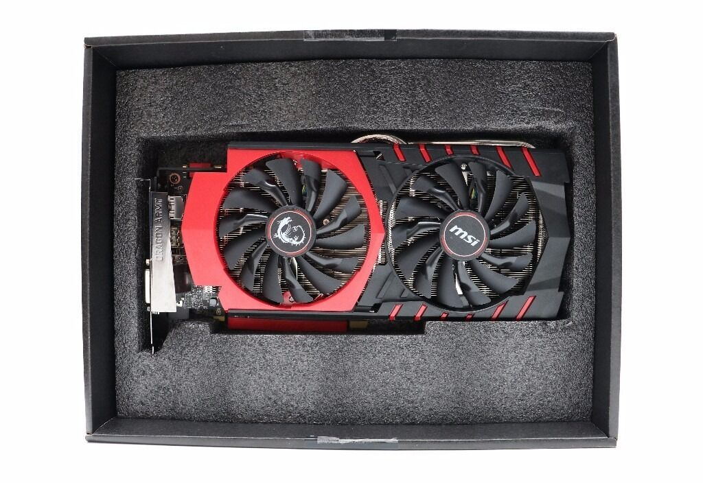 GEFORCE GTX 970 NVDIA MSi GAMING 4G GRAPHICS CARDin Tower Bridge, LondonGumtree - GEFORCE GTX 970 NVDIA MSi GAMING 4G GRAPHICS CARD, hardly used, works perfectly. Comes with everything inside such as the disc ect