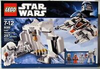 NEW LEGO STAR WARS SET 8089 - HOTH WAMPA CAVE - SEALED