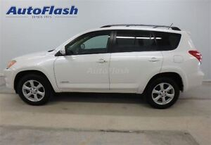 2011 Toyota RAV4 Limited V6 AWD/4X4 * Cuir/Leather * Toit/Roof *
