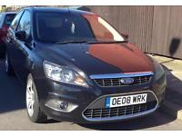 2008 Ford Focus TITANIUM 2.0 TDCi >NEWER SHAPE< manual 6 speed gearbox, HPI clear