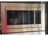 CDA Combination Microwave oven. (Built in) 800w