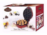 Giles & Posner 12 Hole Cake Pop Maker Baking Brand New Boxed