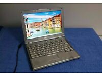 Fast Portable Dell XPS M1210 Core 2 Duo 2.0 Ghz 4GB RAM 160GB HDD Laptop PC Computer Notebook