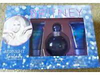 Brand New Britney Midnight Fantasy Perfume Gift Set