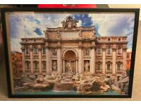 Fountain of Trevi Italy puzzle