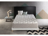 SIMPUR RELAX | Memory Foam Mattress | CASHMERE® | Hand-stitched | Made 100% EU and FULLY CERTIFIED