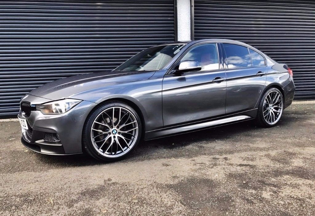 2012 bmw 320d m sport f30 m performance kit red leather finance available in cullybackey. Black Bedroom Furniture Sets. Home Design Ideas