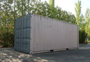 20 Ft Good Order Shipping Container