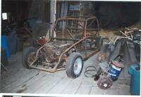 CHEVROLET PRO STREET CHASSIS