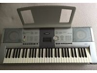 YAMAHA KEYBOARD PSR-295 and CARRY CASE