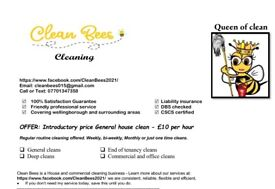 Clean Bees Cleaning