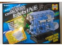 'Build Your Own' Haynes Game - Internal Combustion Engine *UNUSED*