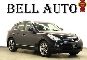 2012 Infiniti EX35 LUXURY PKG - SURROUNDING CAMERA - SUNROOF - B