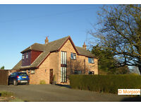 4 Bedroom detached house (non-estate) with 3 reception rooms and 2 bathrooms.