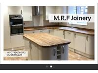 M.R.F joinery