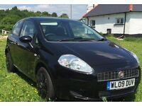 09 Fiat Grande Punto*Low Miles*Full Serviced**Bargain £1595**