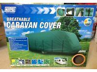 Maypole caravan cover full 21-23ft BRAND NEW