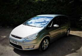 AUTOMATIC FORD S-MAX TITANIUM PETROL GREAT CONDITION SUPERB SPECS SMAX Smax S-max
