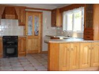 Kitchen cupboards - may do workshop or garage
