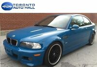 2001 BMW M 6 SPEED MANUAL+CLEAN TITLE+TRACK LOVERS DREAM