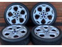 "Ford Mondeo 18"" Titanium/ST Genuine Alloy Wheels x5 5x108"