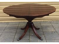 STRONG-BOW DINING TABLE