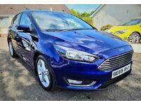 Dec 2015 Ford Focus Titanium Automatic**31k Miles**8 Months Warranty**Low Rate Finance Available**